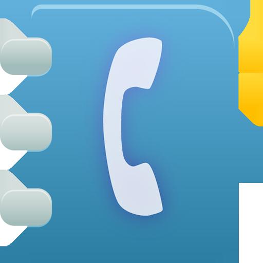 Phonebook Icon Pretty Office Iconset Custom Icon Design