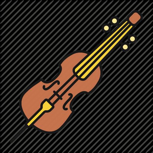 Cello, Classical, Fiddle, Instrument, Music, Musical, Violoncello Icon