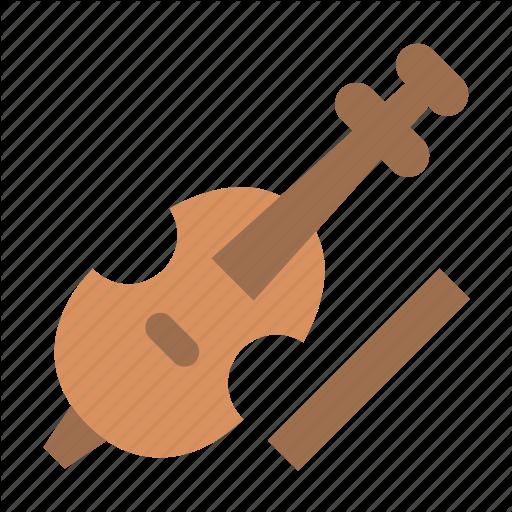 Cello, Violin, Violincello Icon