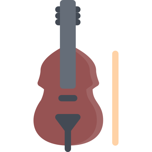 Cello Png Icon