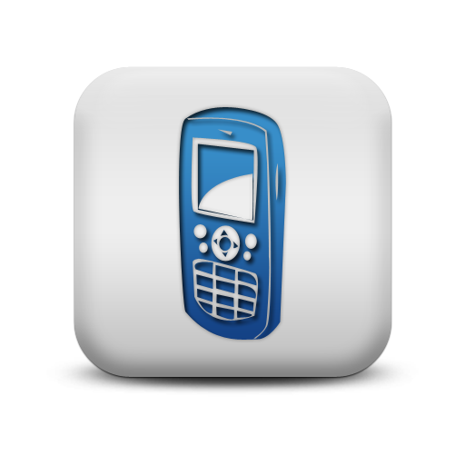 Mobile Phone's Icon Mobile Technology Accessories