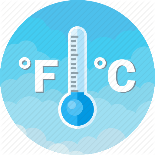 Celsius, Fahrenheit, Forecast, Storm, Temperature, Thermometer
