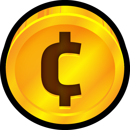 Coin, Finance, Dollar, Cent, Financial, Currency, Payment Icon