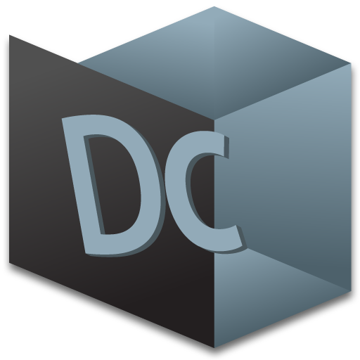 Device Central Icon Origami Adobe Cs Series Iconset Nokari