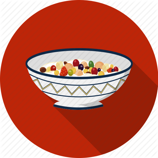 Cereal, Fruit, Muesli Icon