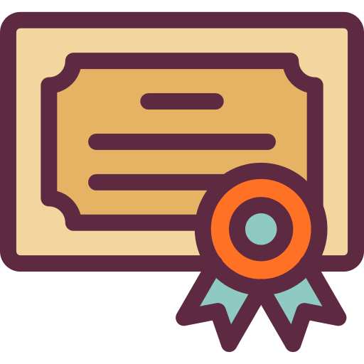 Certificate Png Icon