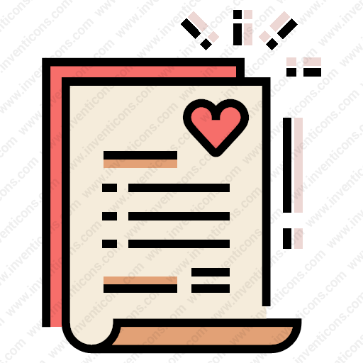Download Married,certificate Icon Inventicons