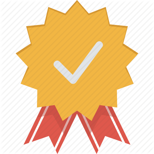 Badge, Certificate, Medal, Quality, Reward Icon
