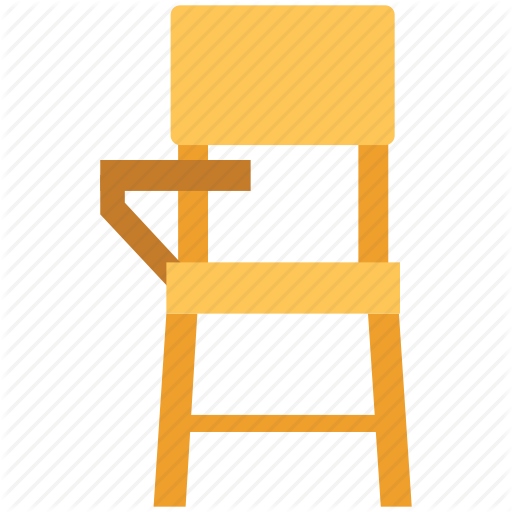 Chair, Exam Chair, Furniture, School Chair, Seat, Student Chair Icon
