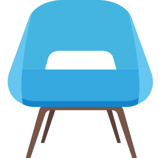 Atmospheric Chair Icons, Download Free Png And Vector Icons
