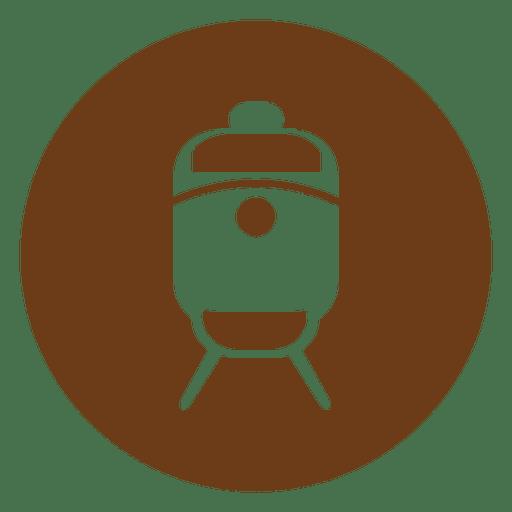 Train Station Icon