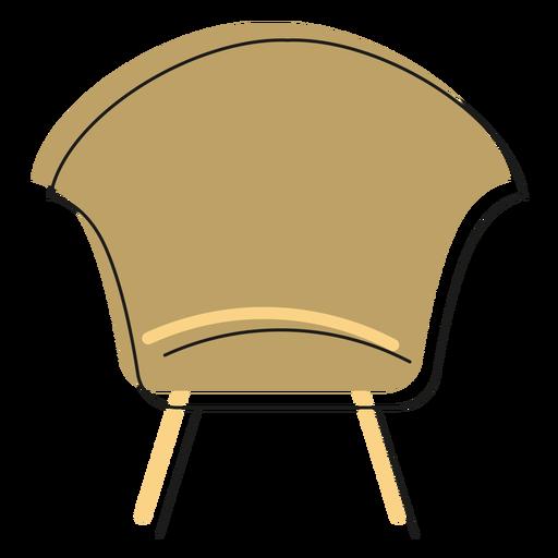 Modern Side Chair Icon