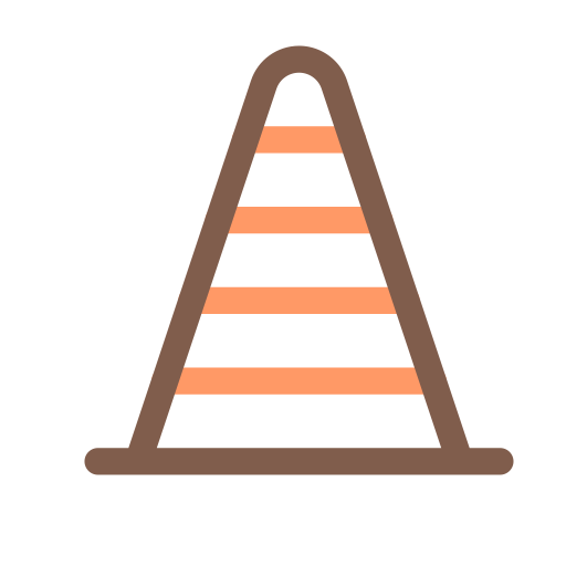 Roadblock, Chair Icon With Png And Vector Format For Free
