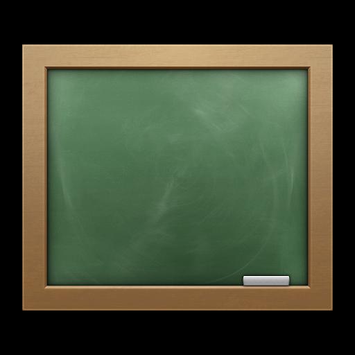 Chalkboard Icon Image