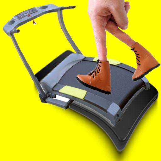 Run Machine Finger Challenger