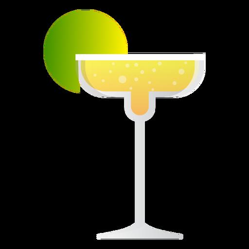 Champagne Margarita Cocktail Icon