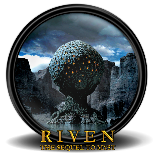 Myst Riven Icon Mega Games Pack Iconset Exhumed