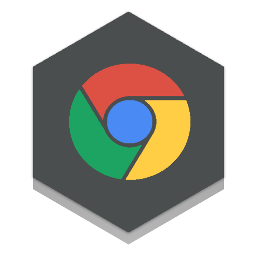 Alternative Chrome Icon Rainmeter