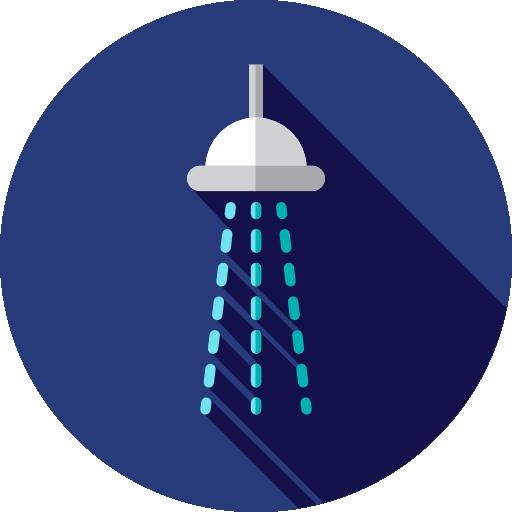 Shower, Chance Icon