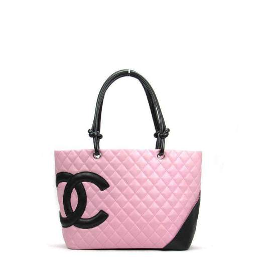 Preowned Designer Tote Bag Trendphile Tagged Brand Chanel