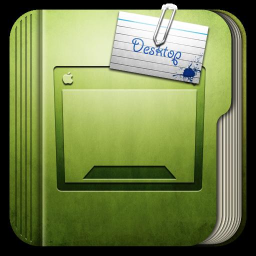 Computer Desktop Folder Icons Images