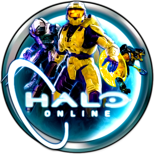 Custom Halo Online Desktop Icons Haloonline