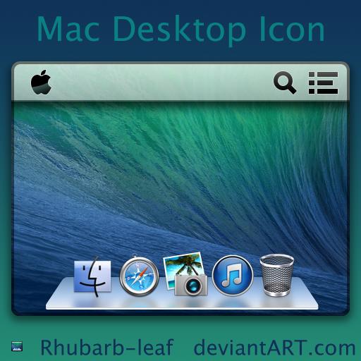 Mac Desktop Icon
