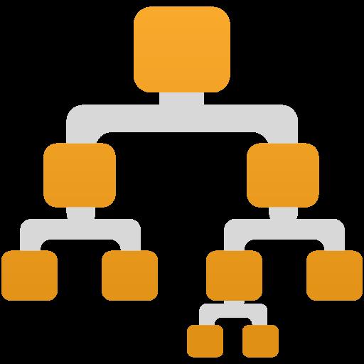 Binary Tree Icon