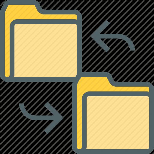 Change, Document, Exchange, File, Folder, Social, Sync Icon