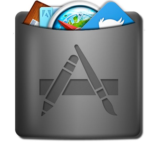 Apple Applications Folder Icon Images
