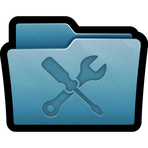 Cool Mac Utilities Folder Icon Images