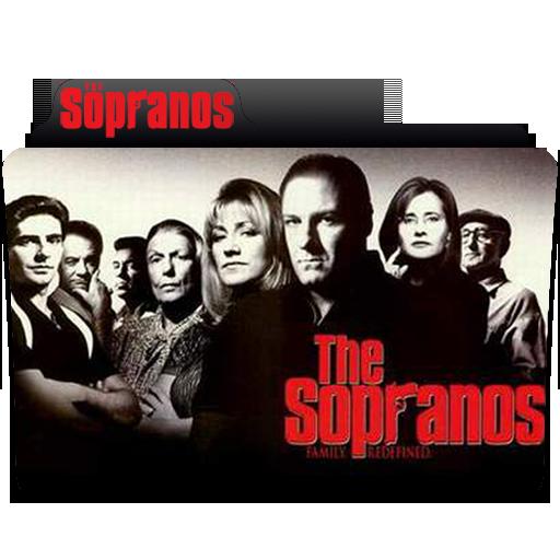 The Sopranos Windows Folder Icon