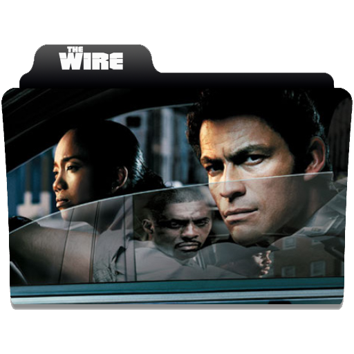 The Wire Windows Folder Icon