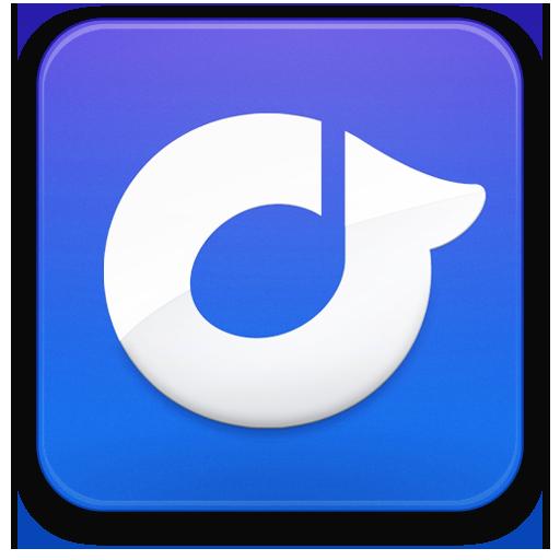 Rdio Dock Icon For Fluid App