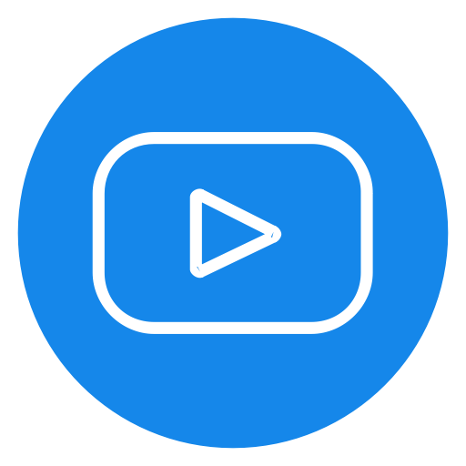 Video, Player, Subscribe, Logo, Channel, Tube, Youtube Icon Icon