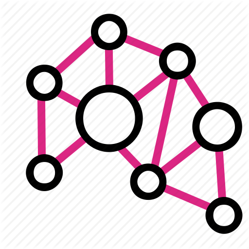 Chaos, Connected, Network Icon