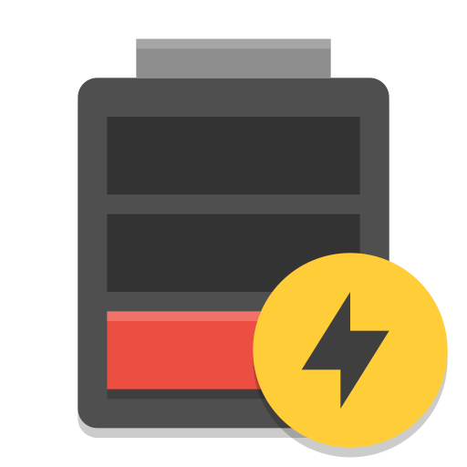 Battery Empty Charging Icon Papirus Status Iconset Papirus