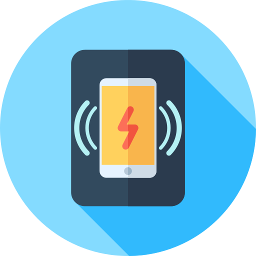 Charging Mobile Phone Png Icon
