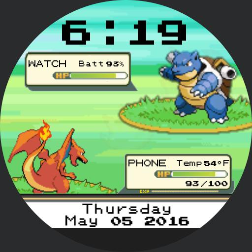 Charizard And Blastoise For Moto
