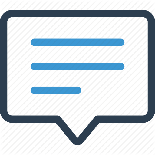 Box, Bubble, Chat, Chatbox, Info, Messege, Text Icon