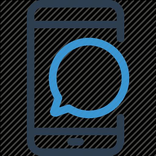 Box, Bubble, Chat, Chatbox, Messege, Mobile, Phone Icon