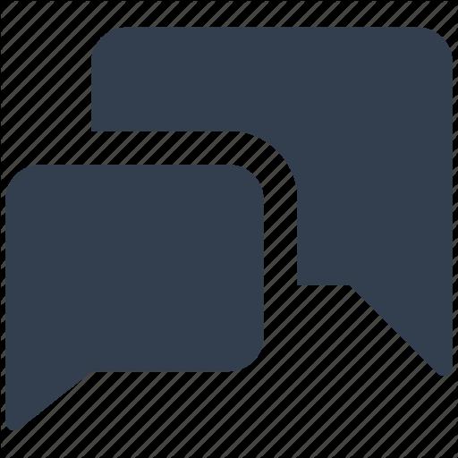 Box, Bubble, Chat, Interview, Speech Icon