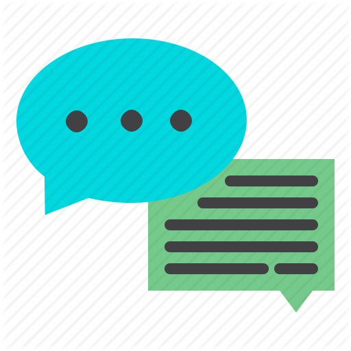 Box, Chat, Communication, Connection Icon