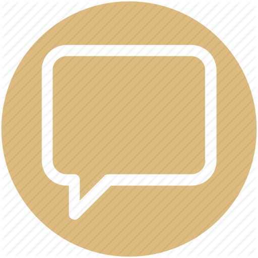 Bubble, Chat Box, Chatting, Sign, Talk Icon