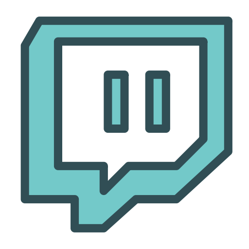 Chat, Box, Pause, Equal, Shape Icon Free Of Brands Colored Icons