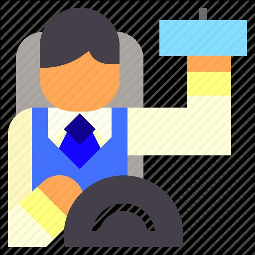 Bus, Car, Chauffeur, Driver, Jobs, Taxi, Transportation Icon