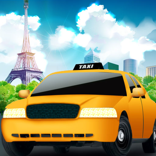 Chauffeur ! The Crazy French Paris Taxi Cabs Airport Travel