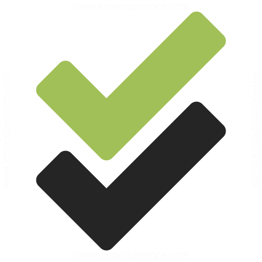 Checks Icon Iconexperience