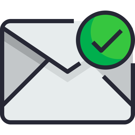 Email, Check, Send, Accept Icon Free Of Email Icons
