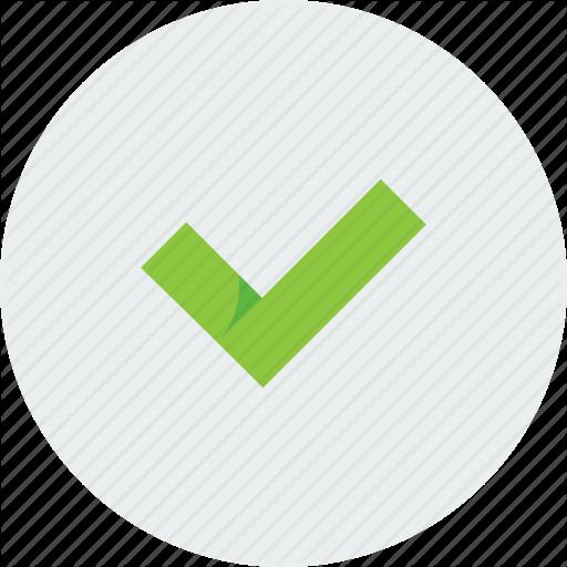 Check, Checklist, Green, Ok Icon